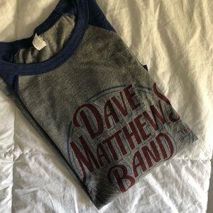 Dave Matthews Band concert tee